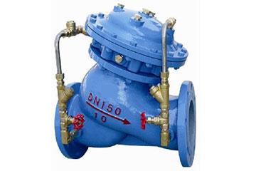 多功能水泵控制阀标准及安装调试