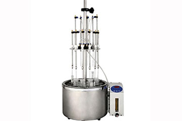 水浴氮吹仪工作原理,怎么设置温度?