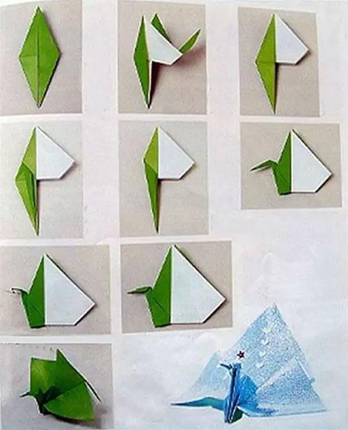 怎么折千纸鹤?千纸鹤的含义是什么?