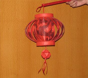 可乐瓶制作灯笼