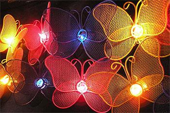 蝴蝶灯笼制作方法