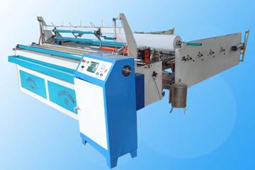 卷纸机的作用和卫生纸常见的纸病特征及处理方法