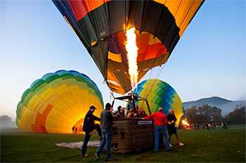 热气球燃烧器原理