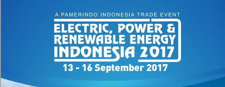 2017年印尼国际电力能源展览会