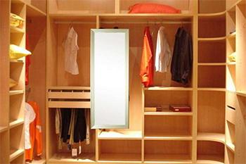 衣柜穿衣镜尺寸