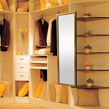 衣柜穿衣镜类型