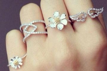 戒指的戴法和意义,你懂了吗?