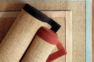 剑麻地毯如何清洗?