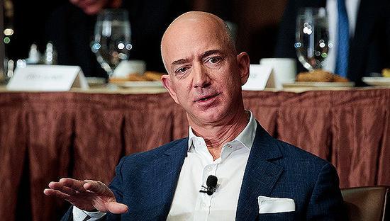 世界首富贝佐斯:亚马逊的发展关键词便是不拒绝