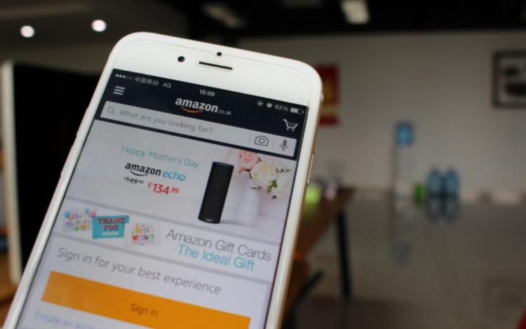 欧洲近一半消费者把亚马逊作为万博体育app购物平台首选