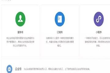 微信订阅号和服务号的区别傻傻分不清?一招教你辨别